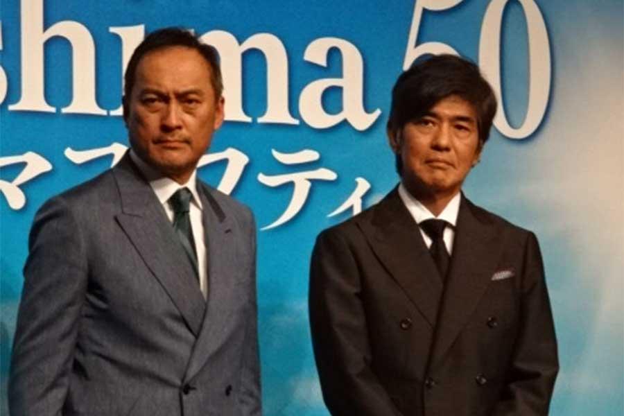 渡辺謙&佐藤浩市が映画「Fukushima50」で見せる壮絶な覚悟