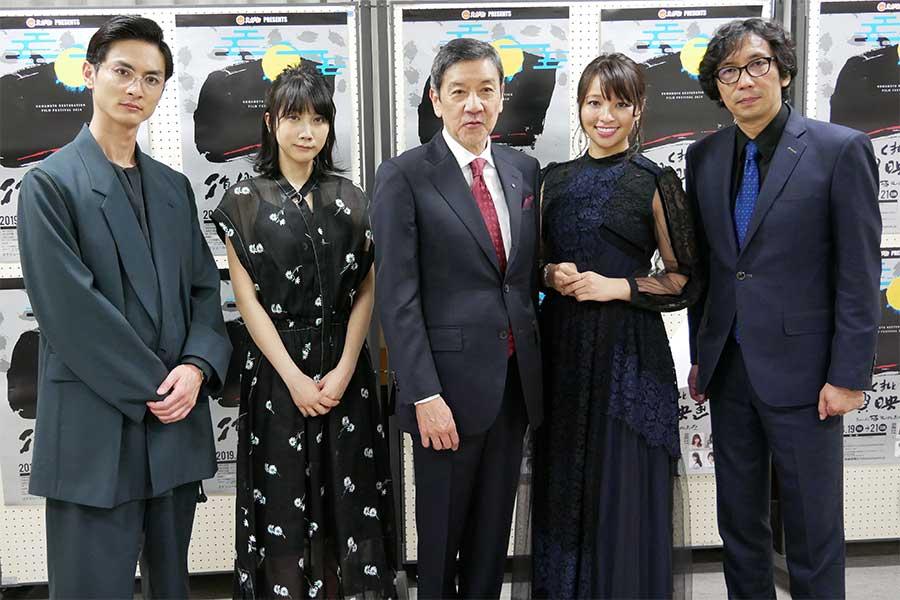 奥田瑛二、高良健吾、有村架純ら豪華スターが熊本に勢揃いしたワケ