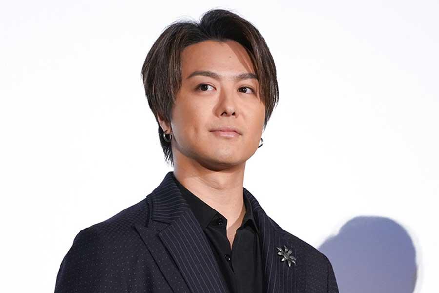 TAKAHIROが松坂慶子に熱望「『お母さん』と呼ばせてください」