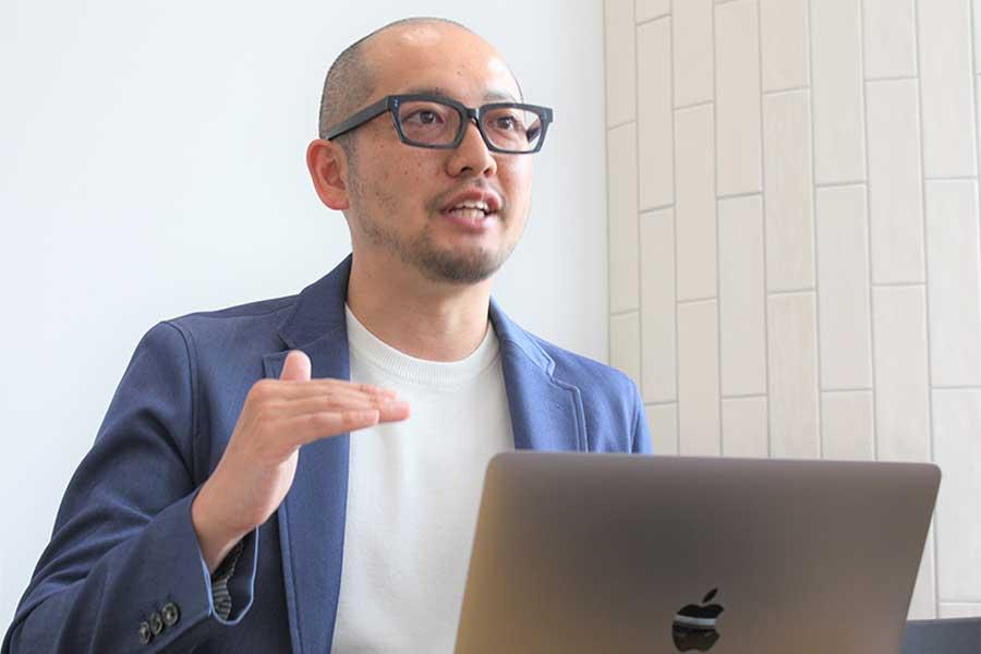 AbemaTV制作局長の藤井琢倫氏