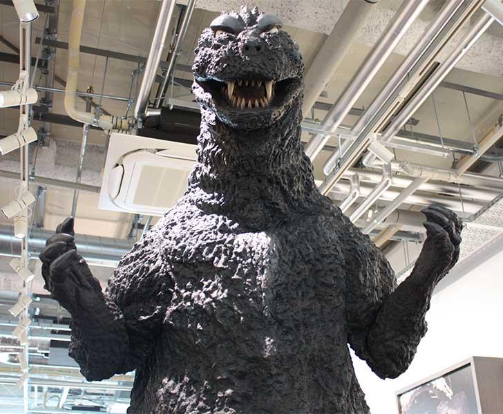 ド迫力「初代ゴジラ」を目撃せよ…福島県「円谷英二ミュージアム」