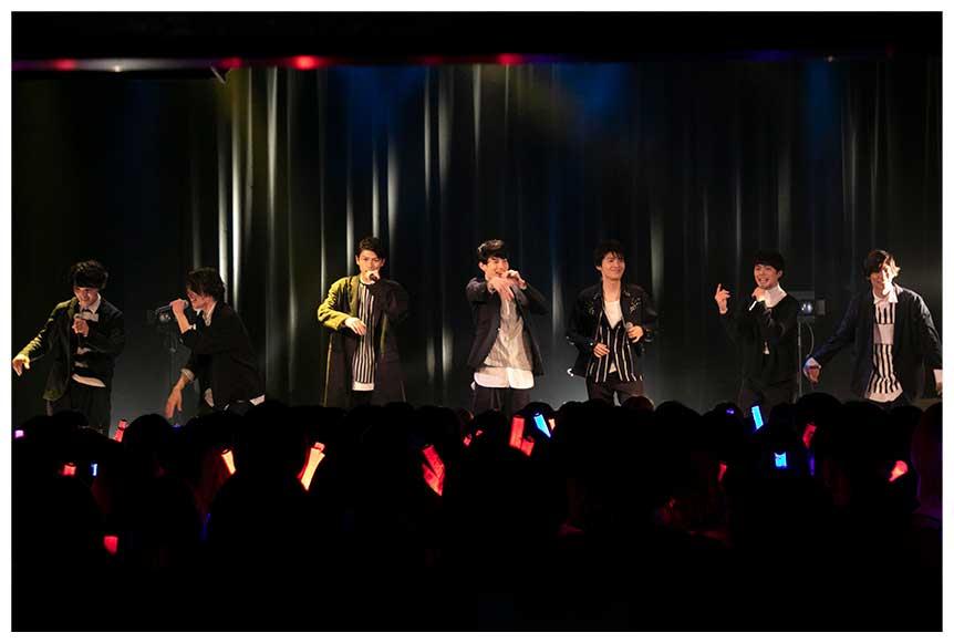 TFGのライブパフォーマンス 【写真:キセキミチコ】