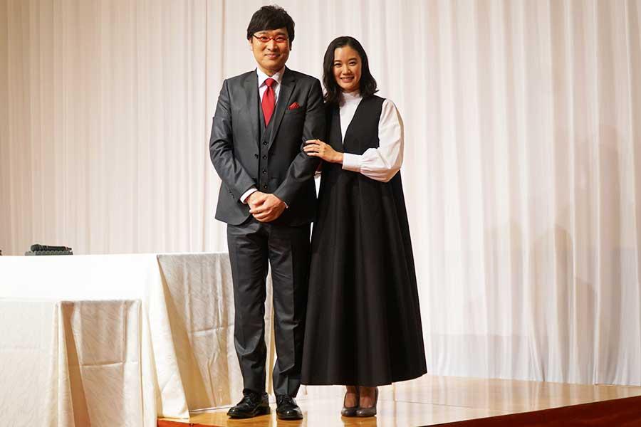 「一緒にいてしんどいぐらい笑わせてくれる」 蒼井優と山里亮太が結婚会見 詳報(1)