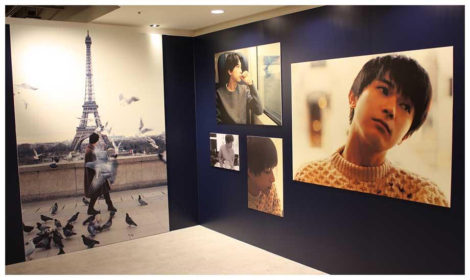 写真展「吉沢亮 写真展 2019」は見ごたえたっぷりだ