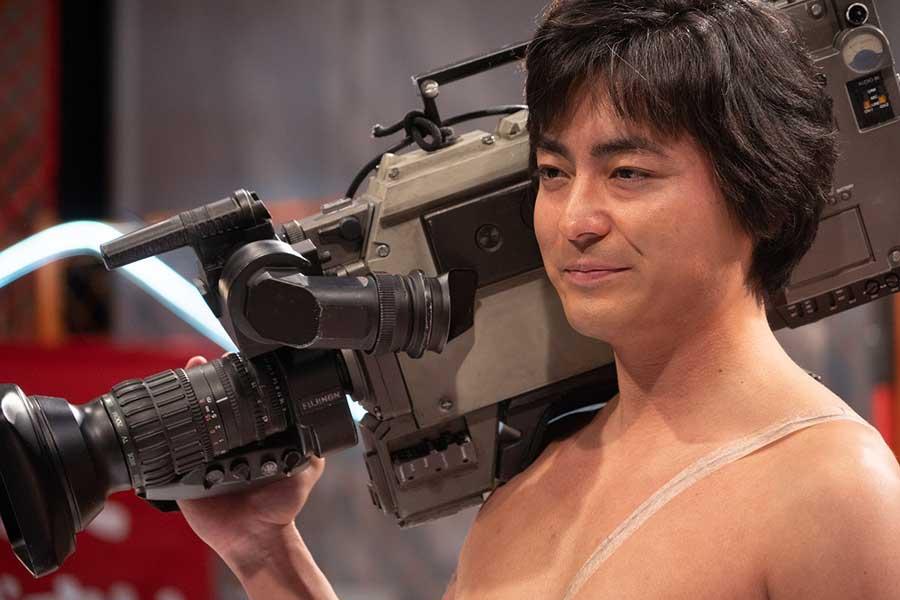 Netflixオリジナルドラマシリーズ「全裸監督」