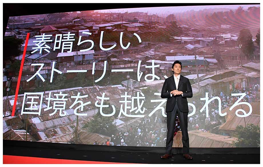 Netflixコンテンツ・アクイジション ディレクターの坂本和隆氏