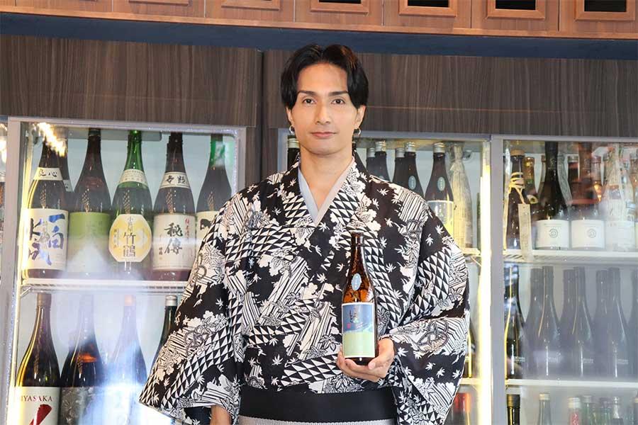 """レモンサワー""""愛""""は不変、日本酒版を開発 EXILE橘ケンチが居酒屋を開店"""