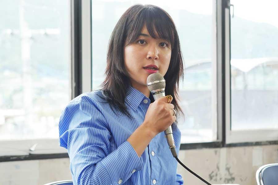 「女優・柳英里紗」から「映画監督・柳英里紗」へ…自ら製作費を投じて挑戦した理由