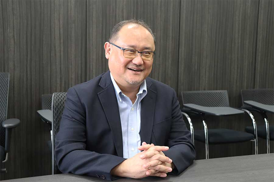 日本eスポーツ連合(JeSU)の浜村弘一副会長