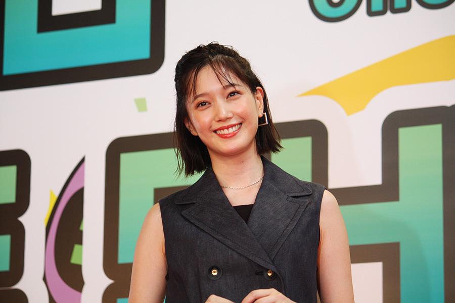 今年の公式サポーターを務める女優の本田翼さん