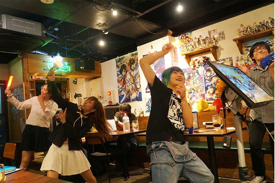 アニソンカフェ「すた~ず@AKIBA」