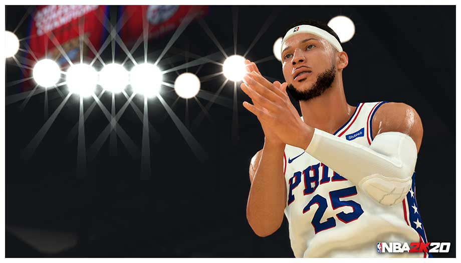 「NBA 2K20」は初心者でも深く楽しめる (C) 2005-2019 Take-Two Interactive Software, Inc. and its subsidiaries. 2K, the 2K logo, are all trademarks and/or registered trademarks of Take-Two Interactive Software, Inc. (C) 2019 NBA Properties, Inc. All Rights Reserved. Officially licensed product of the National Basketball Players Association.