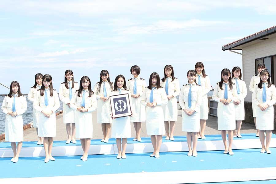 船上劇場「STU48号」が徳島に初寄港 5か月をかけて瀬戸内7県を制覇