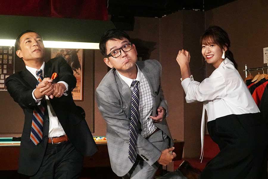 野球新番組で吉田明世アナが王さんに仰天オファー ナイツは巨人コーチ陣に熱視線