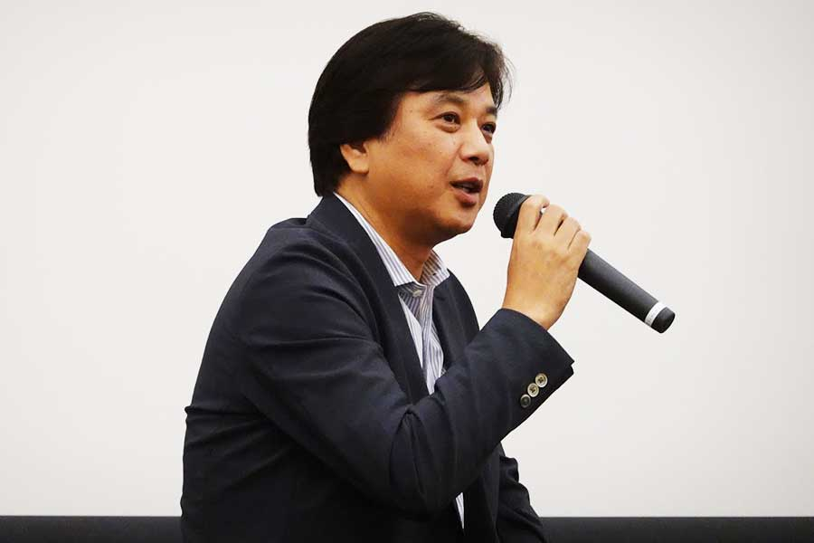 プロデューサーの阿武野勝彦氏