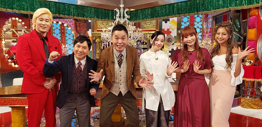 リサーチバラエティー「サンバリュ 『未解決クラブ』」(C)日本テレビ