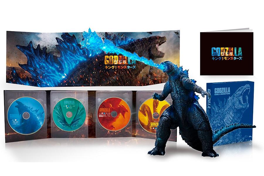 『ゴジラ キング・オブ・モンスターズ』Blu-ray&DVD (C)2019 Legendary and Warner Bros. Pictures. All Rights Reserved.