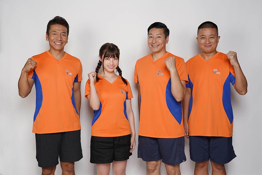 日本テレビ系恒例の秋の「カラダWEEK」を11月4日~10日に実施
