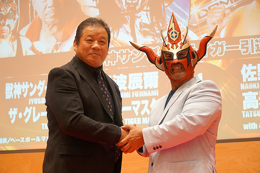 1・4東京ドームで獣神サンダー・ライガーの引退試合が決定 IWGP王者オカダは2日連続防衛戦を覚悟