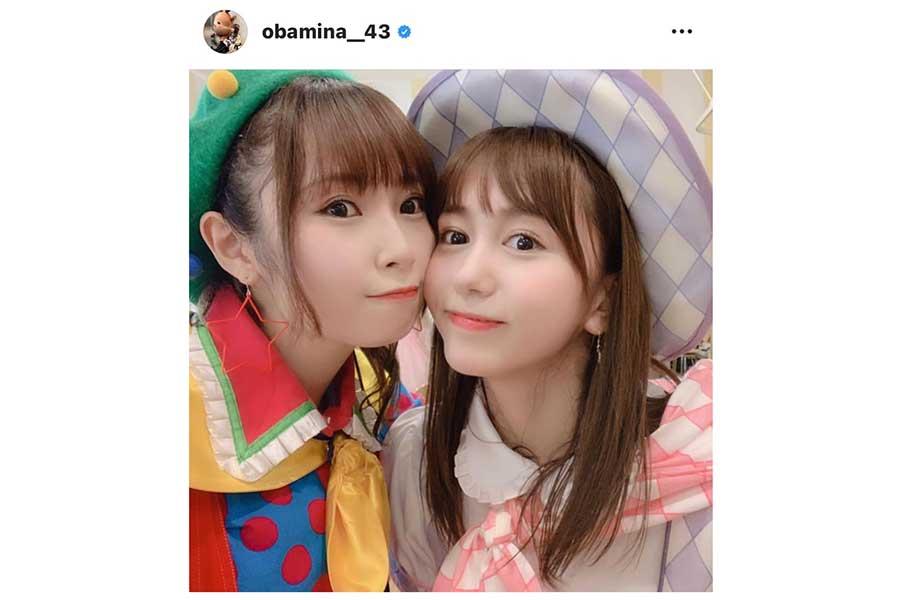 みなちゅりツーショットを公開したSKE48大場美奈が高柳明音に贈る言葉