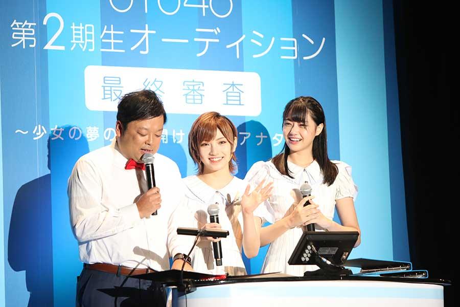 STU48第2期生最終オーディション通過者25人が決定!キャプテン岡田奈々「すごくワクワク」