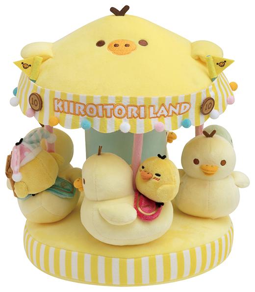 「キイロイトリランド」オープン発表にキトリファン歓喜「嬉しくて泣きそう」