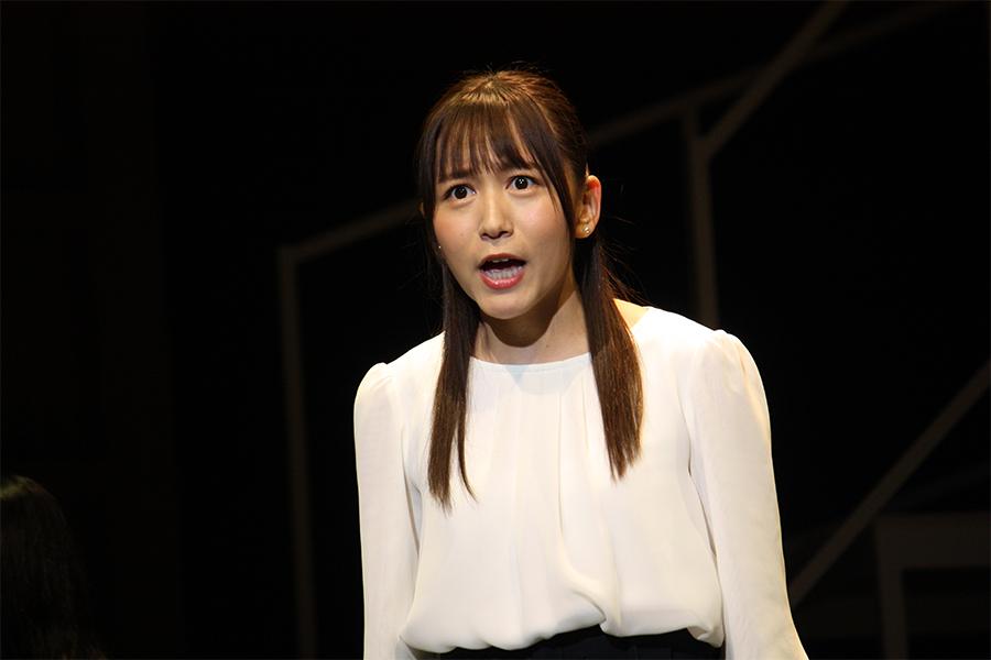 """SKE48大場美奈""""女優としての本気""""初主演舞台の東京公演がスタート"""