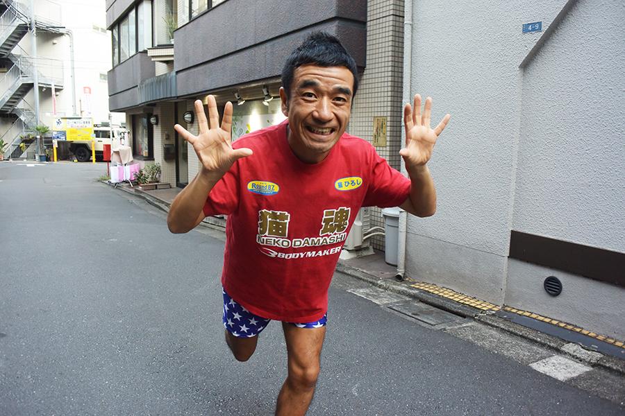 マラソン練習の裏で肉体は悲鳴も