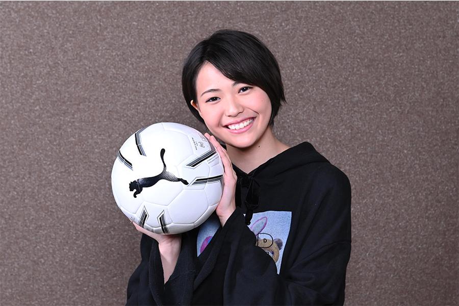 16歳女子高校生が高校サッカーの応援歌に決定!令和初開催を爽やかに盛り上げる