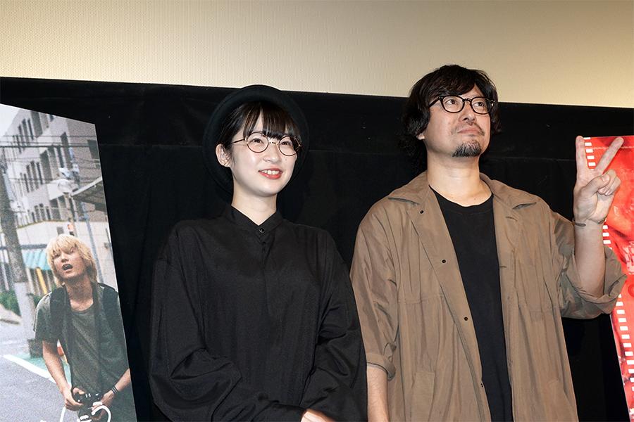 石川瑠華 インスタグラムから出演オファーを受けた「猿楽町で会いましょう」