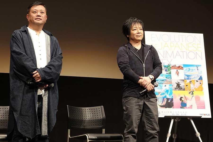 「AKIRA」の金田と鉄雄が30年ぶりに再会!岩田光央&佐々木望が収録舞台ウラ明かす