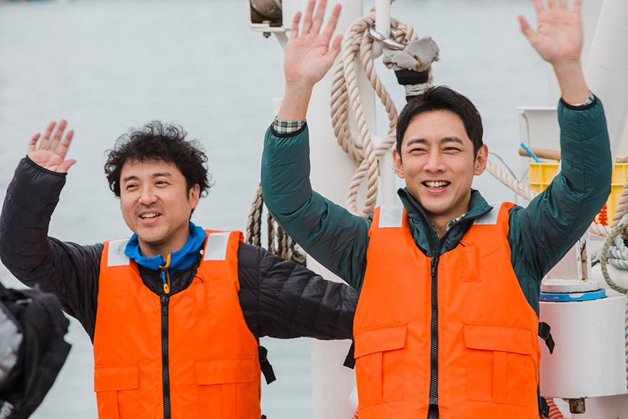 「小泉孝太郎&ムロツヨシ 自由気ままに2人旅」40代未婚の2人が結婚観を語る