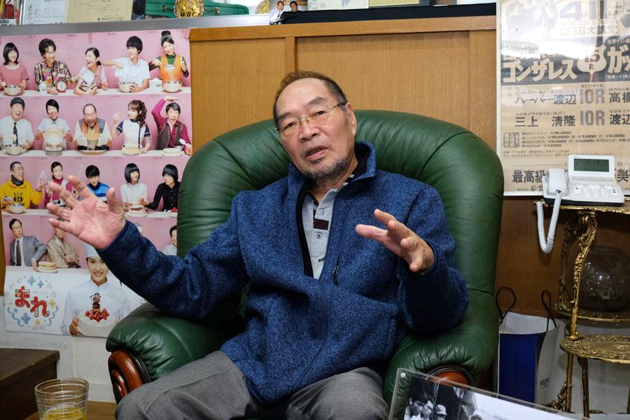 選挙で背負った3億円の借金は返済終了【写真:山田隆】
