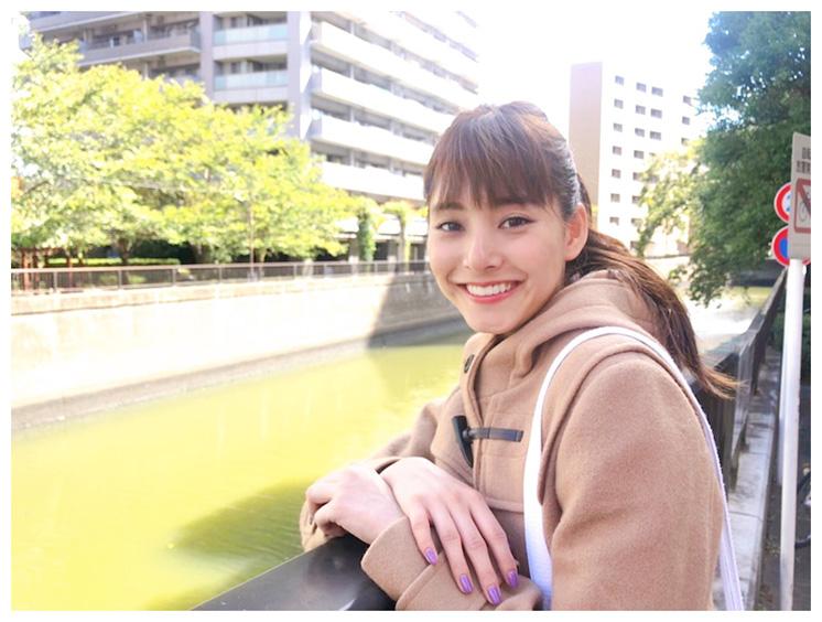 新木優子の前髪に反響 イメージ一新に「前髪アリがかわい過ぎる」