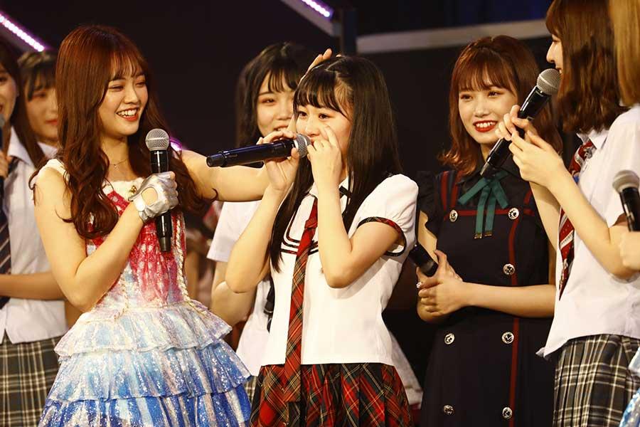 さっしーがいなくても元気です!HKT48涙あり笑いありの8周年特別記念公演