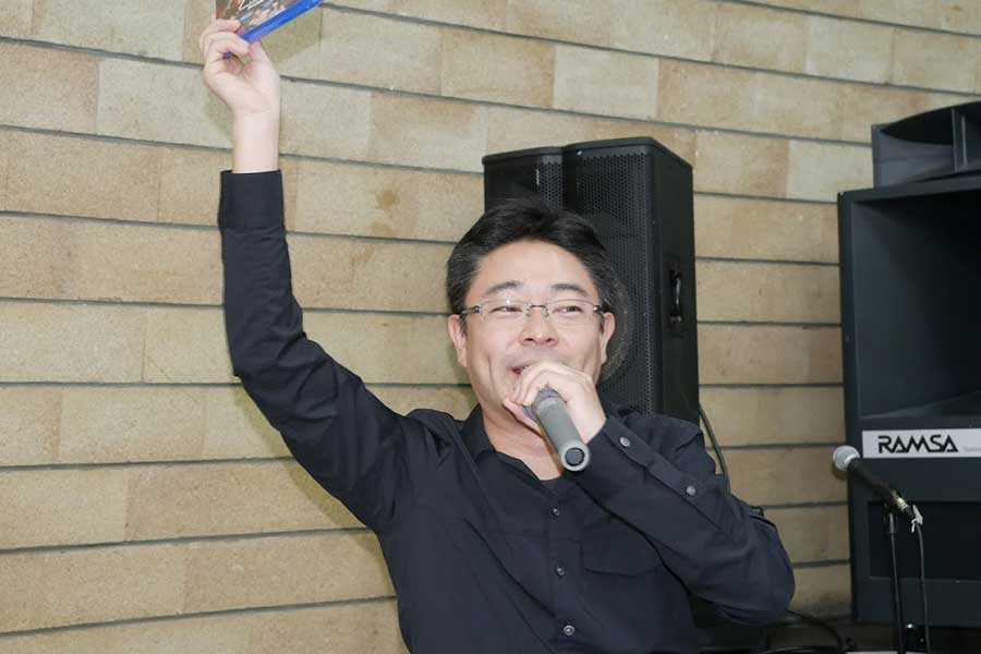「ウルトラマン」シリーズの田口清隆監督がユーチューバーになっていた