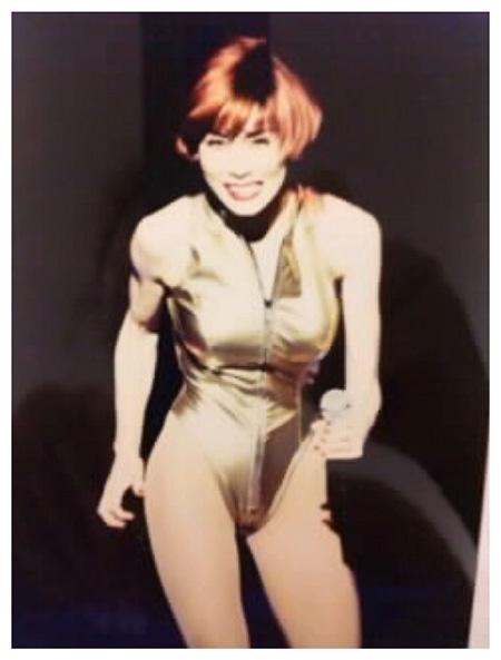 37歳ごろの小柳(C)小柳ルミ子アメーバオフィシャルブログ