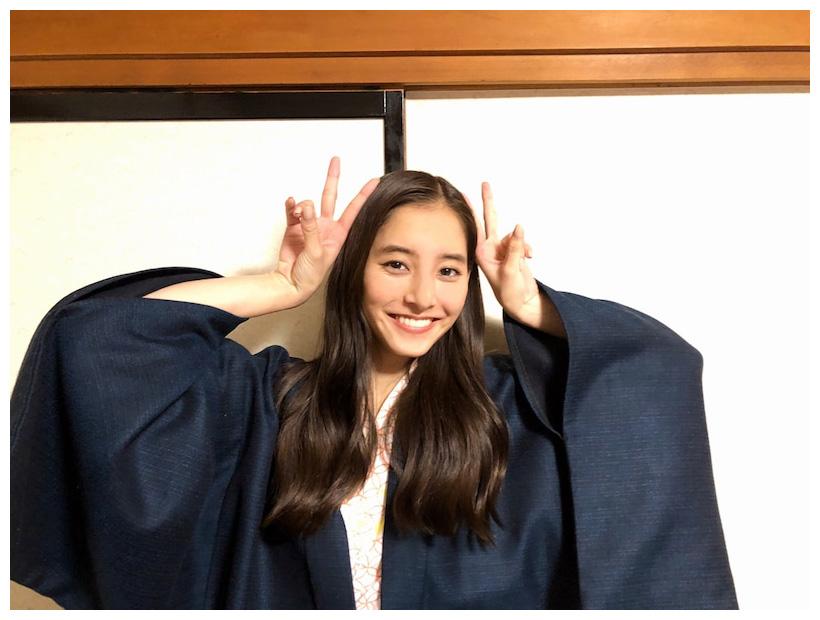 すっぴん!?(C)新木優子オフィシャルブログ「モトカレマニア」 Powered by Ameba