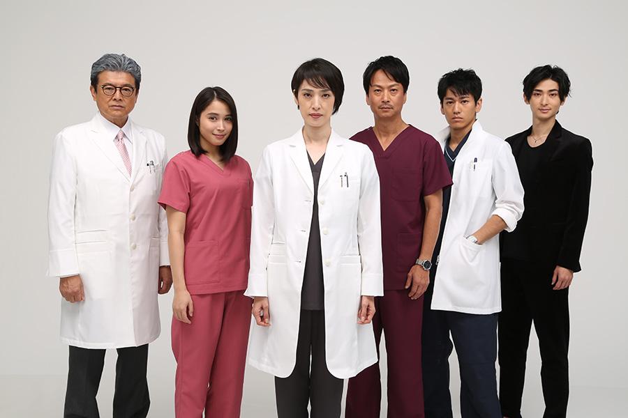 天海祐希主演ドラマに実力派キャストが集結 椎名桔平「天海さんとは20年ぶりくらいの共演」