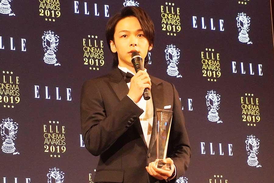 「エル メン賞」に選ばれた中村倫也
