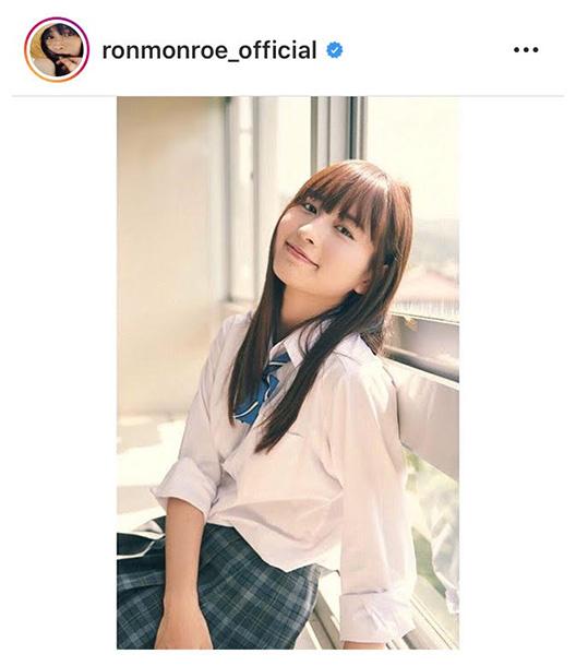インスタグラムより@ronmonroe_official
