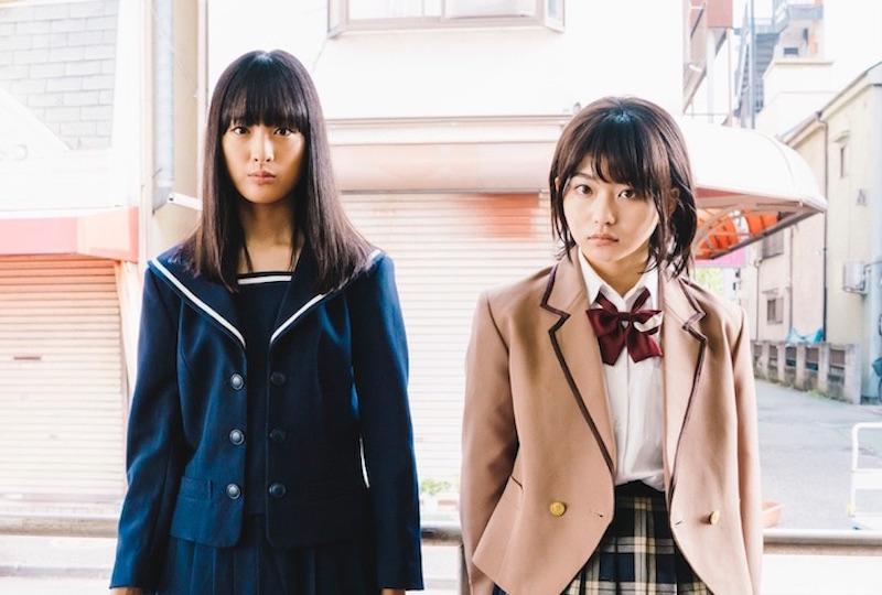 大友花恋と山田杏奈(C)大友花恋オフィシャルブログ Powered by Ameba