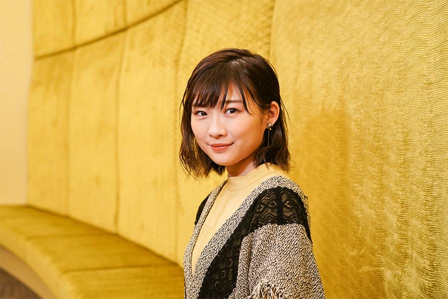 人気度を高めている女優の伊藤沙莉【写真:山口比佐夫】
