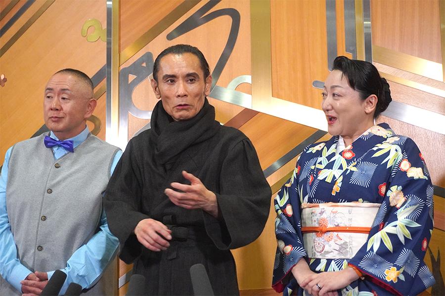 片岡鶴太郎「トラブルもなく、薬物もなく…いい1年。みなさん、ヨガをやりなさい」
