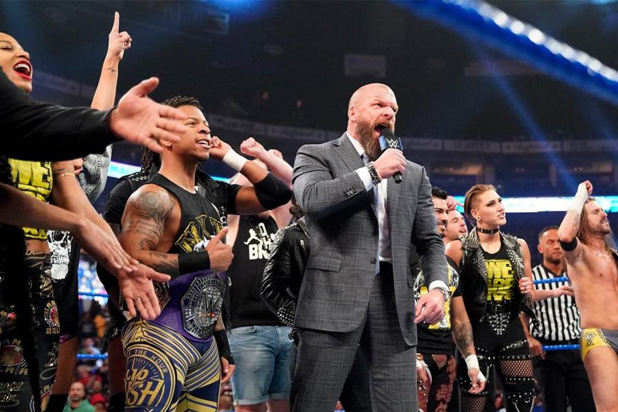 WWEが新局面へ 「サバイバーシリーズ」でNXTが2ブランドに侵攻開始