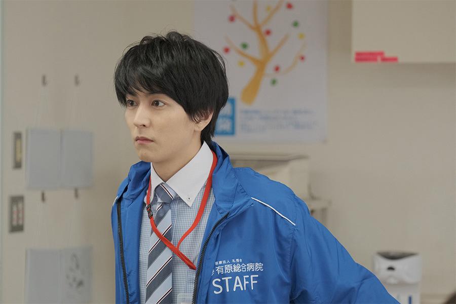 ドラマ「病院の治しかた~ドクター有原の挑戦~」に出演する稲葉友