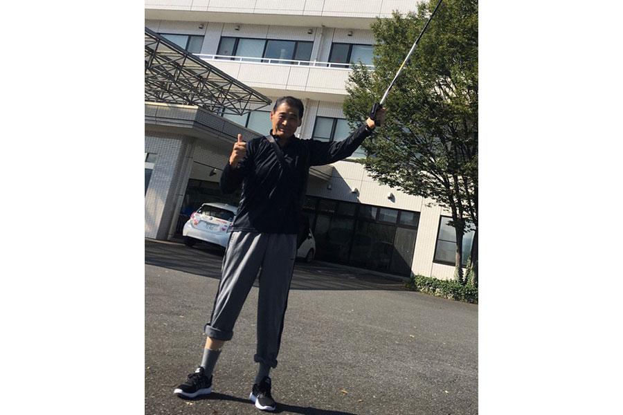 糖尿病で右足切断プロレスラーの谷津嘉章、聖火ランナーに選ばれ「必ず走り切りたい」