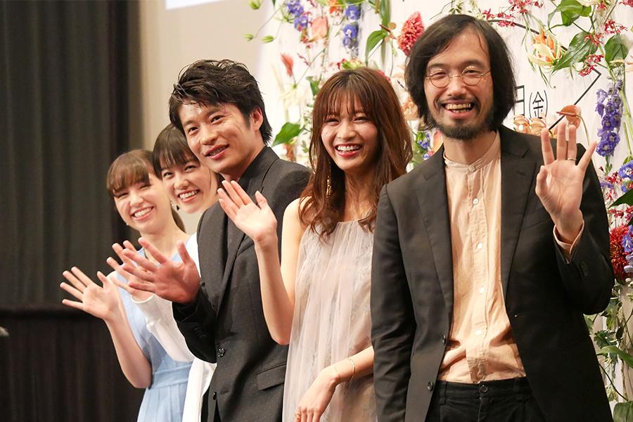 田中圭「人を好きになるきっかけは興味」主演映画で花屋のモテモテ店主役に挑戦