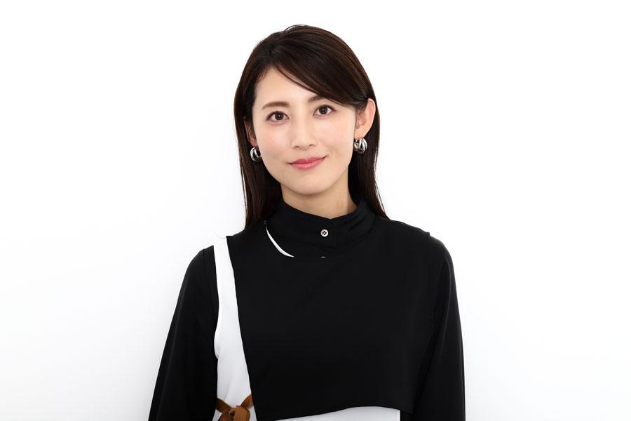 モノマネタレントとしてブレイクした福田彩乃さん【写真:山口比佐夫】