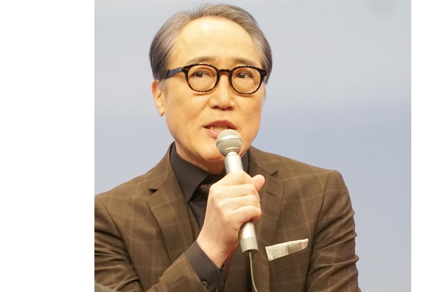 ドラマ「10の秘密」に出演する佐野史郎
